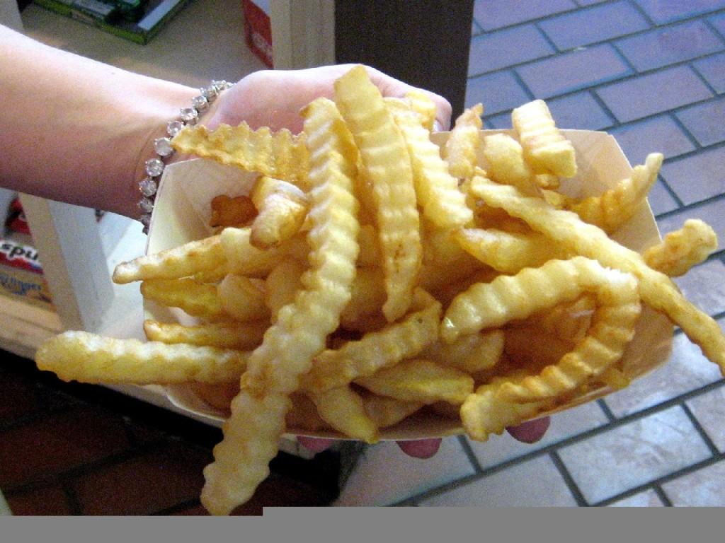 Short Sugars Fries