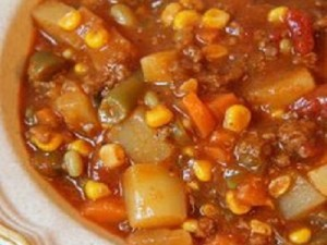 brunswick stew stock
